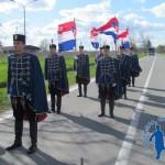Obljetnica 107.brigade Belišće