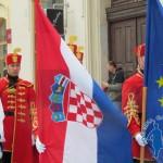 Obilježavanje 120 godina Hrvatskog sokola u Osijeku - Mimohod 1.dio