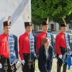 Sokolska straža i fijaker na danima vina i turizma