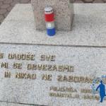Obilježavanje 26-te godišnjice od početka stvaranja hrvatske policije u Baranji