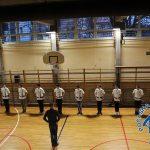 Ispit kadeta 26. generacije za pripadnika počasne garde